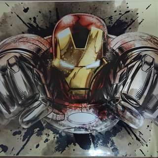 Iron Man Laptop Skin (Asus Zenbook 13.3 Inch)