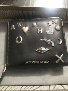 Alexander Mqueen wallet card holder