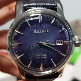 Seiko Presage Cocktail Time Starlight SARY085/SRPC01J1 Limited Edition 3500Pcs
