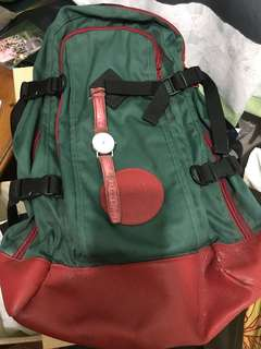 Backpack (Greek&red)