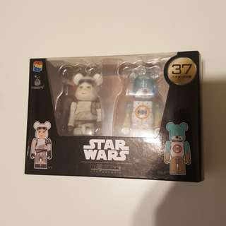 Medicom toy bearbrick starwars 星球大戰 BB8 be@rbrick star wars