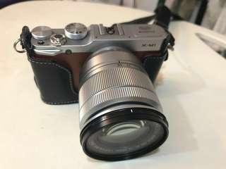 Fuji Camera XM1 with kit lens