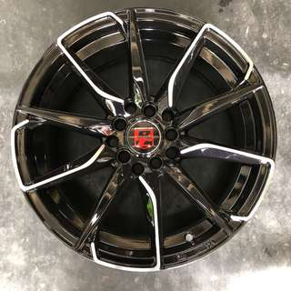 """**2018 MEGA SALE** Brand New 16"""" Rim and Tyre Package"""