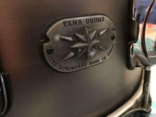 Tama Metalworks 14x6.5 Snare drum black nickel