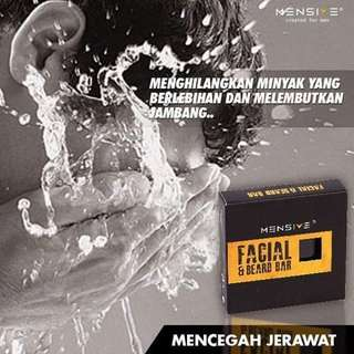 MENSIVE FACIAL & BEARD BAR SOAP PREORDER