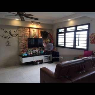 4 rooms hdb flat at Cantonment Close