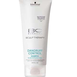 [PO] Schwarzkopf BC Scalp Therapy Dandruff Control Shampoo 200ml