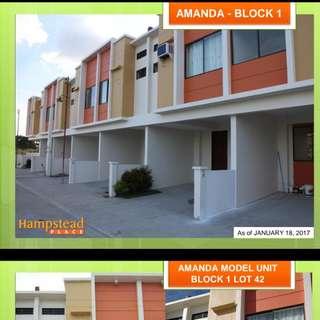 Townhouse Complete in Marikina