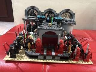 LEGO Star Wars Sith Lords Set