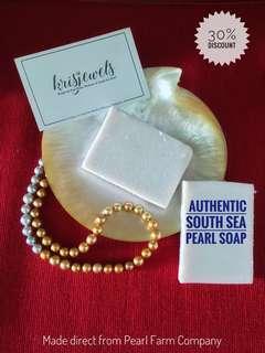 Pearl Soap