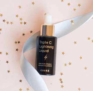 BNIB Cosrx Triple C Lightning Liquid Serum