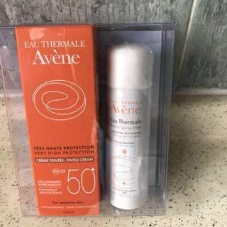 Avene Very High Protection Tinted Cream Set