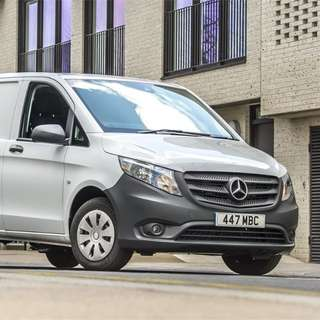 Rental New Mercedes Vito Short / Long term lease