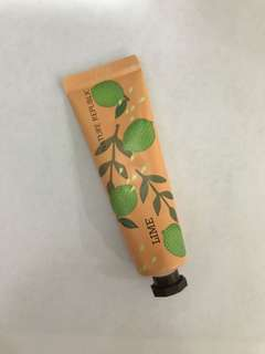 Nature Republic Hand Cream: Lime