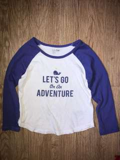 Baby Gap Pull Over