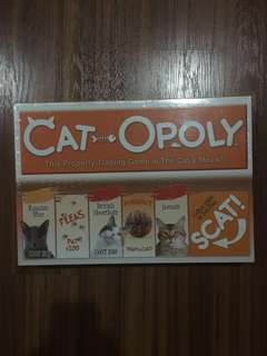 Monopoly (Cat-opoly) version