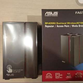 WIFI Booster  Repeater Asus
