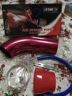Air intake pipe