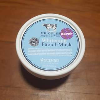 Whitening Facial Mask