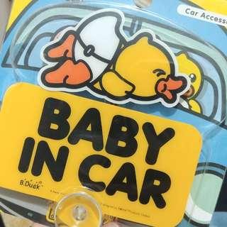 B DUCK car Accessories