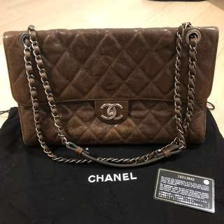 Chanel seasonal flag bag