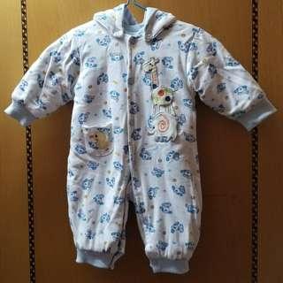 嬰兒動物連身衣