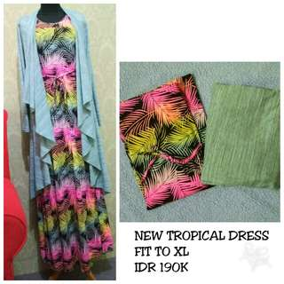 Dress set cardi