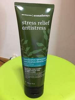 Bath & body works stress relief antistress