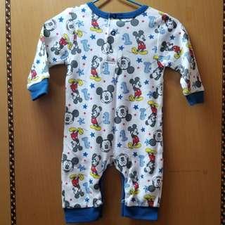 嬰兒米奇連身衣