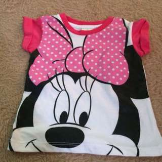 Orig mickey mouse top