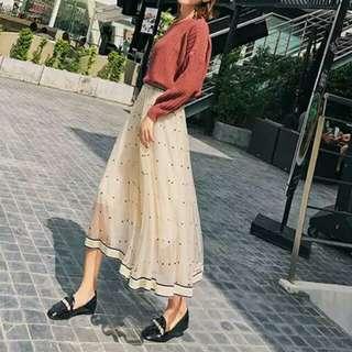 💞 韓款高腰喱士裙