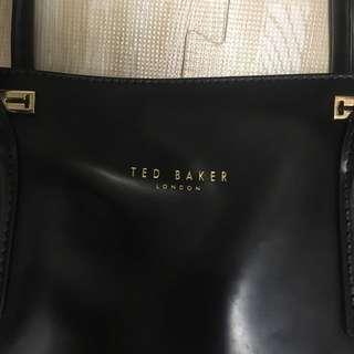 Ted Baker black leather Handbag 👜