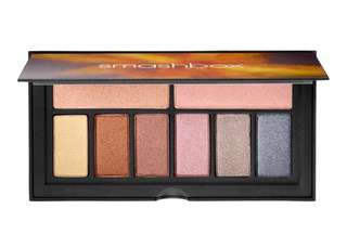 Cover shot : Metallic eye palette