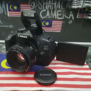 USED CANON 600D DSLR BODY