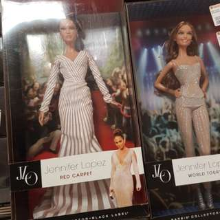 jlo barbie collectors