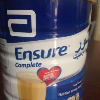 Ensure Milk