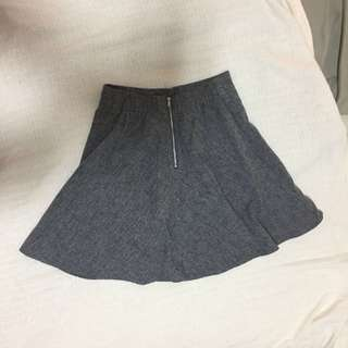 Grey Skater skirt Iora