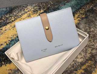 Easter Sales‼️Celine strap wallet medium size