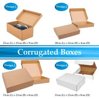 SALE! Corrugated Box