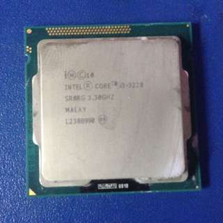 🚚 Intel core i3-3220 3.3ghz 3rd gen
