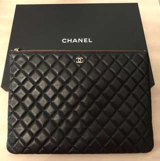 Chanel Clutch Pouch O Case Large