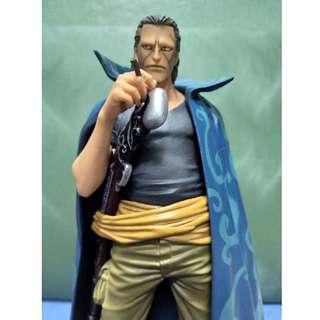 One piece figure collectible: Ben Beckman