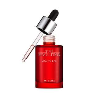Missha time revolution vitality I oil