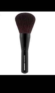 BNIP Sephora Professionnel Rounded Powder Brush XL #49