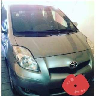 Toyota Yaris 2011 Automatic- 37000km only