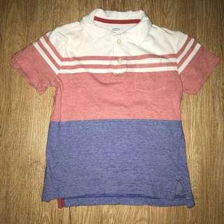 Old Navy Polo Shirt Cotton