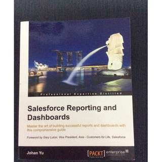 Sales force Reporting and Dashboards