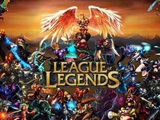 League Of Legends Diamond 5 Account (SEA)