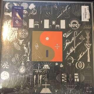 Bon Iver 22, A Million LP