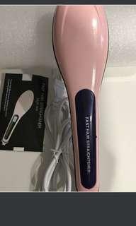 Fast Hair Straightener Brush HQT-906